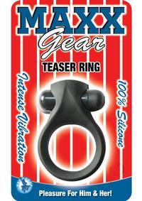 Maxx Gear Teaser Ring Black