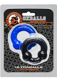 Ultraballs 2pk Cring Blk And Police Blue