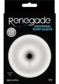 Renegade Universal Pump Ass Sleeve