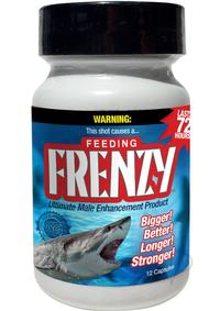 Feeding Frenzy 12ct Bottle