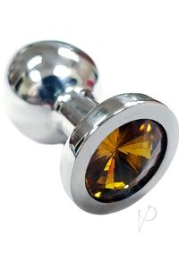 Rouge Anal Butt Plug Sm Yellow(disc)