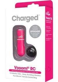 Vooom Remote Control Bullet Pink