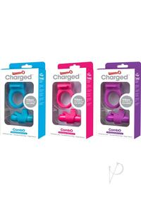 Charged Combo Kit 1 Assorted Colors 6/bx