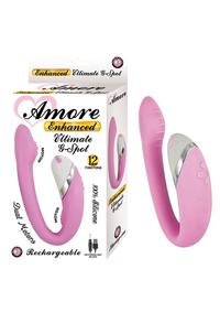 Amore Enhanced Ultimate Gspot Pink