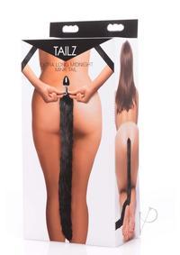 Tailz Mink Black