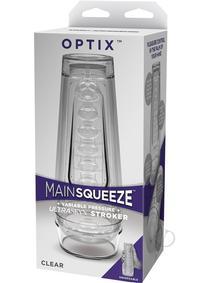 Main Squeeze Optix Clear