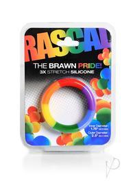 Rascalthe Brawn Pride Cockring