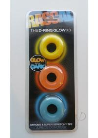 The D-ring Glow X3