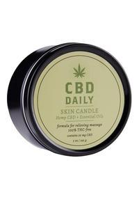 Cbd Daily Skin Candle 5.3oz