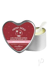 Heart Massage Candle Afternoon Delight