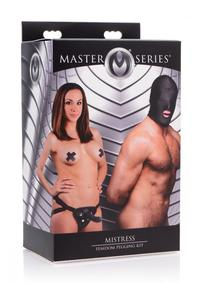 Ms Mistress Femdom Pegging Kit