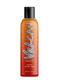 Vulcan Heat Warming Stroker Lube 6oz