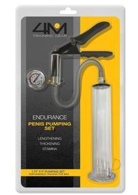 4m Endurance Penis Pumping Set 1.75x9