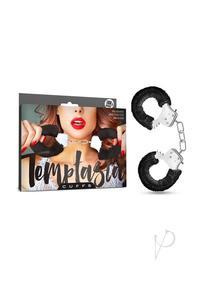 Temptasia Cuffs Black