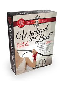 Weekend In Bed All Tied Up Game Kit