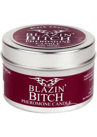 Blazin Bitch Candle W/pheromones