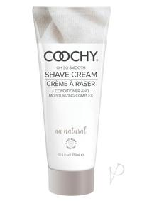 Coochy Shave Au Natural 12.5 Oz