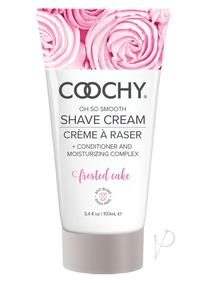 Coochy Shave Frosted Cake 3.4 Oz