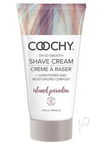 Coochy Shave Island Paradise 3.4 Oz