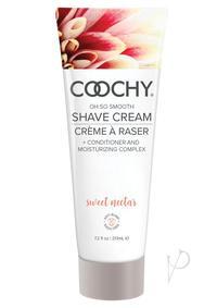 Coochy Shave Sweet Nectar 7.2 Oz