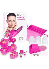 Fuzu Fingertip Massager Neon Pink