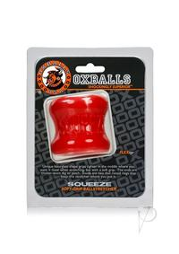 Squeeze Ball Stretcher Red