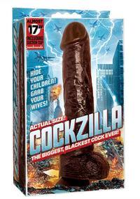 Cockzilla Black 17