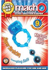 Tbom Ultra Erection Keeper Blue