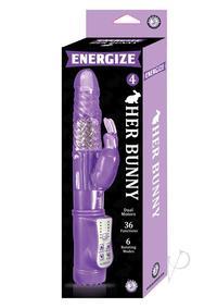 Energize Her Bunny 4 Purple