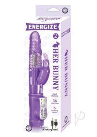 Energize Her Bunny 2 Purple