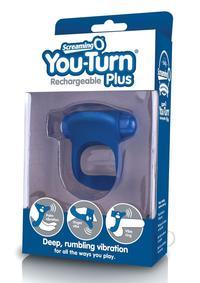 You Turn Plus Blueberry