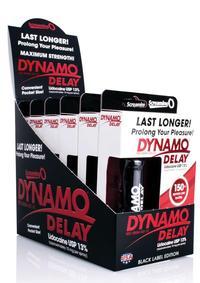 Dynamo Delay Black Series 6/pop Bx