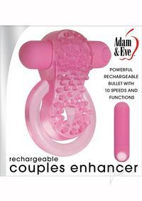 Aande Rechargeable Couples Enhancer