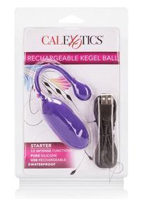 Rechargeable Kegel Ball Starter Purple