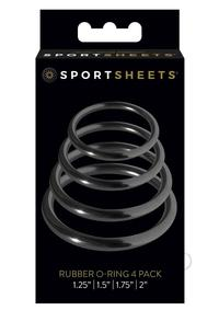 The Big O-ring 4 Pack