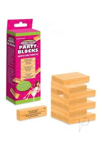 Bride To Be Party Blocks