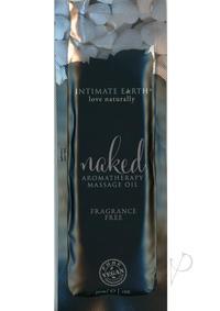 Naked Massage Oil Foil 1oz