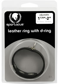 D Ring Oiltan Cock Ring