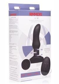 Rimmers Slim M Curved Plug W/remote