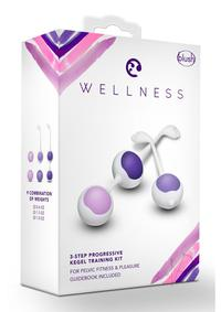 Wellness Kegel Training Kit Purple
