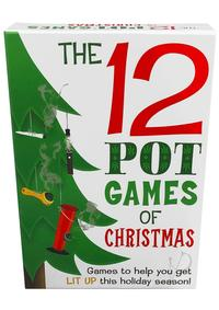 12 Pot Games Of Christmas