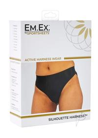 Em Ex Sihouette Harness-xl