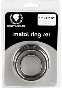 Nickel C Ring Set