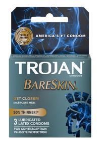 Trojan Bareskin 3`s