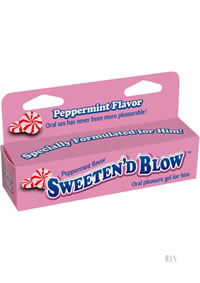 Sweeten D Blow - Peppermint