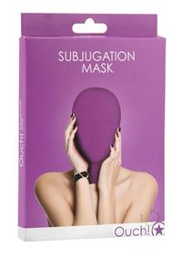 Ouch Subjugation Mask Purple