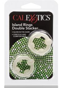 Island Rings Dbl Stack G-i-d