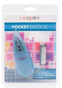 Impulse Pocket Paks Slim Silver Bullet