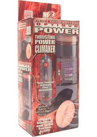 Thrusting Power Climaxer (disc)