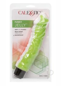 Funky Jelly Vibe 8 Orange